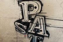 Refs : Typography