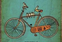 Bicicleta. Bicycle. Ciclismo, cycling, cyclisme / by emiliofr