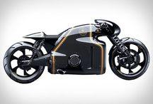 Refs : Auto/Moto / by Eric Gaudet-Traffy