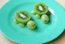 Healthy Food- Little Man Ideas / by Leslie Boatman