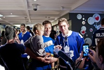 Leafs Visit SickKids Hospital / by Toronto MapleLeafs