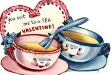 Vintage Valentines / by Thea Smith