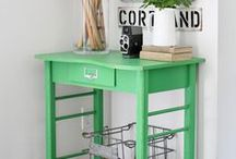 furniture inspiration: paint / by Urban Farmgirl