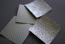 Tips for Cardmaking / by Jeanette Dempsey