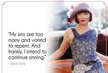 Miss Fisher's Murder Mysteries / by Thea Smith