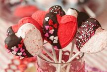 Be Mine. / Delicious treats for your valentine <3 / by Rachael | Spache the Spatula
