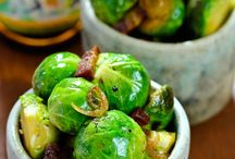 Brussels Sprouts! / #brussels sprouts / by Kristine Bets
