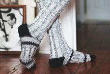socks / by Lilli Erickson