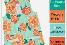 color combos 4 cards / by Jeanette Dempsey