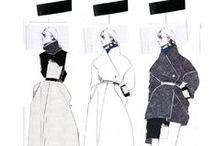 J'adore L'illustration De Mode / by Hannah Bottino