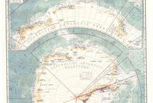 Cartography / by Hannah Bottino