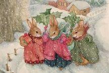 Natale - illustrazioni