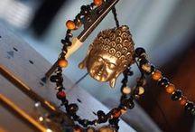 Boho-Men / Handmade jewelry, created for the bohemian spiritual men.