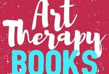 Art Therapy Books / A collection of useful books in Art Therapy http://arttherapyresources.com.au