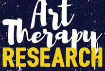 Art Therapy Research / A collection of research articles for Art Therapy from Art Therapy journals