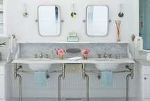 vintage bathroom inspiration / by Busytown