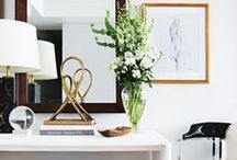 interior styling. / vintageluxe interior styling inspiration