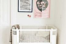 nursery + kids. / vintageluxe nursery & kid's room design inspiration