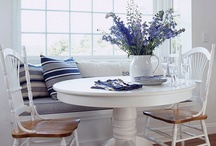 dining spaces / by Kati