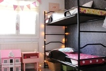 kids rooms / by Kati