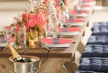 Table Design/reception ideas