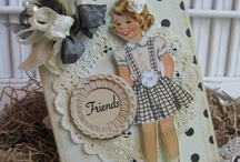Paper Doll Fun / by Claudia Tyler