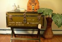 Upcycled Furniture & Stuff