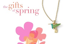 the gifts of spring / Discover our latest collection of stylish pieces—perfect for gifts (or you!)