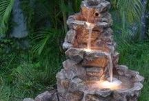 Firepits & Fountains