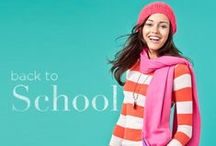 Back to School / Back to school means back to style with lia sophia! / by lia sophia