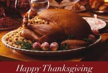 Happy Thanksgiving / From home to health and happiness, it's that time of year to give thanks.  / by lia sophia