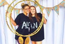 Sorority Edition [ Big/Little ] / La Vie Bri brings you the latest trends in sorority big and little sisters: reveal ideas, resources, gift ideas, relationship building and more. Geared towards sorority women. Please contribute relevant and related content. Relevant and related contributions only. Happy pinning!