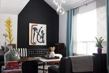 Home ReDesign / by Allison Adams Harris
