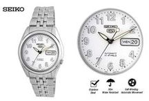 Men's Watches / Elevate your attire with sporty timepieces for active men or timeless dress watches for refined gents.