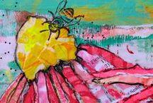 Inspiration - Art Journals 4 / by Jodi Sloane