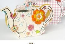 Crafts Templates / Dielines and Templates for your personal crafts projects