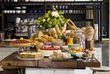 Kitchen Spaces / Kitchen decor, products, and some good looking food / by Julia Blumenthal