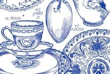 Tea / by Julia Blumenthal