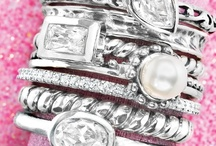 Girlie Things and Bling / by Rosalyn Wilson