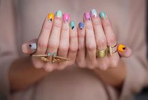 nails pin board / by Anna Bench