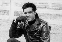 Elvis Memories..... / Saw him in concert...and Vegas many times.  He was the King of Rock 'n Roll!  What a great person he was in real life.   / by Sharon Ellingson