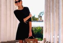 little black dress / by Hayley Ellenwood