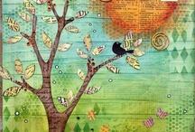 Art Journaling / by Tiffany Web
