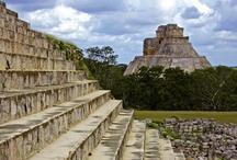 Ruins of Mexico / Mayan / by Emiko Kotera