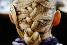 Hairstyles to Attempt (Badly) / by Savanna Snead