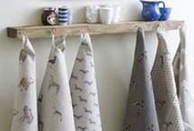 Kitchens / Our Aga tops and tea towels - and other kitchen things that we've spotted