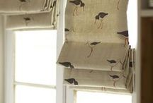 Emily Bond Seaside Collection / Our collection of fabrics featuring sea birds and sailing boats