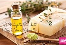 Natural Skin Care / All natural recipes and products for skin care.
