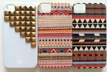 iPhone pin board / by Anna Bench