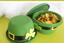 St Paddy's Day / St. Patrick's day ideas and decorations.